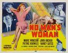 No Man's Woman - Movie Poster (xs thumbnail)