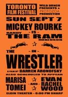 The Wrestler - Canadian poster (xs thumbnail)