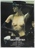 Il portiere di notte - German Movie Poster (xs thumbnail)