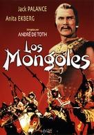 Mongoli, I - Spanish Movie Cover (xs thumbnail)