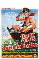 Don't Give Up the Ship - Belgian Movie Poster (xs thumbnail)
