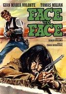 Faccia a faccia - DVD cover (xs thumbnail)