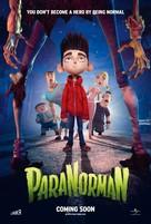 ParaNorman - British Movie Poster (xs thumbnail)