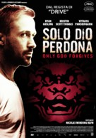 Only God Forgives - Italian Movie Poster (xs thumbnail)