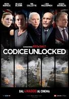 Unlocked - Italian Movie Poster (xs thumbnail)