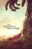 A Monster Calls - Spanish Movie Cover (xs thumbnail)