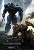 Transformers: The Last Knight - Kazakh Movie Poster (xs thumbnail)