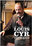 Louis Cyr - Canadian Movie Poster (xs thumbnail)