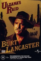 Ulzana's Raid - Australian DVD cover (xs thumbnail)