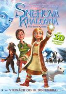 Snezhnaya koroleva - Slovak Movie Poster (xs thumbnail)