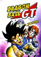 """Dragon Ball GT"" - French DVD movie cover (xs thumbnail)"
