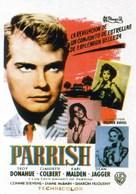 Parrish - Spanish Movie Poster (xs thumbnail)