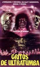 La revanche des mortes vivantes - Argentinian Movie Cover (xs thumbnail)