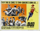 Black Spurs - Movie Poster (xs thumbnail)