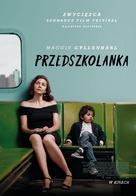 The Kindergarten Teacher - Polish Movie Poster (xs thumbnail)