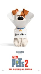 The Secret Life of Pets 2 - Italian Movie Poster (xs thumbnail)