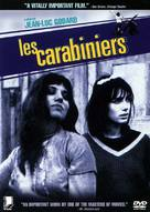 Carabiniers, Les - Movie Cover (xs thumbnail)