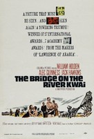 The Bridge on the River Kwai - Re-release poster (xs thumbnail)
