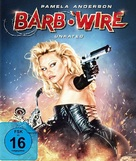 Barb Wire - German Movie Cover (xs thumbnail)