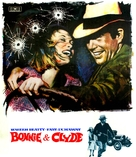Bonnie and Clyde - German Blu-Ray cover (xs thumbnail)