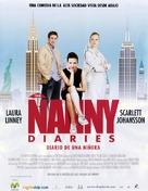 The Nanny Diaries - Spanish poster (xs thumbnail)