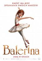 Ballerina - Polish Movie Poster (xs thumbnail)