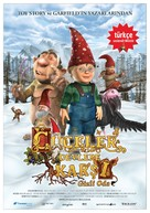 Gnomes and Trolls: The Secret Chamber - Turkish Movie Poster (xs thumbnail)