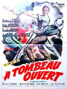 Checkpoint - French Movie Poster (xs thumbnail)