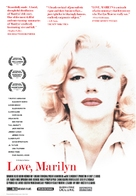 Love, Marilyn - Canadian Movie Poster (xs thumbnail)