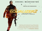The Equalizer 2 - British Movie Poster (xs thumbnail)