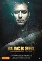 Black Sea - Australian Movie Poster (xs thumbnail)