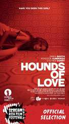 Hounds of Love - Singaporean Movie Poster (xs thumbnail)