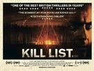 Kill List - British Movie Poster (xs thumbnail)