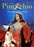 Pinocchio - Italian Movie Cover (xs thumbnail)