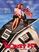 The Money Pit - Canadian DVD movie cover (xs thumbnail)