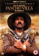 And Starring Pancho Villa as Himself - British Movie Cover (xs thumbnail)