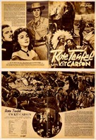 Kit Carson - German poster (xs thumbnail)