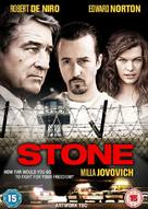 Stone - British Movie Cover (xs thumbnail)