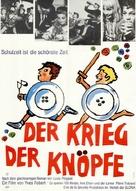 La guerre des boutons - German Movie Poster (xs thumbnail)