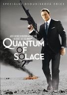 Quantum of Solace - Czech Movie Cover (xs thumbnail)