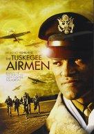 The Tuskegee Airmen - DVD cover (xs thumbnail)