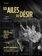 Der Himmel über Berlin - French Re-release poster (xs thumbnail)