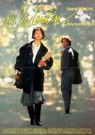L'étudiante - German Movie Poster (xs thumbnail)