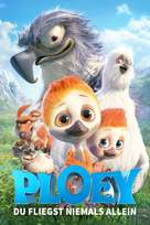 PLOEY: You Never Fly Alone - German Movie Cover (xs thumbnail)