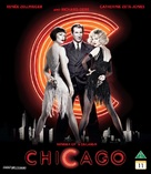 Chicago - Danish Blu-Ray movie cover (xs thumbnail)