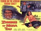 Zombies of Mora Tau - Movie Poster (xs thumbnail)