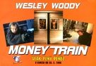 Money Train - Czech Movie Poster (xs thumbnail)