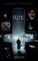 The Rite - Movie Poster (xs thumbnail)