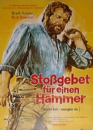 Today We Kill Tomorrow We Die - German Movie Poster (xs thumbnail)