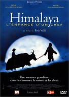 Himalaya - l'enfance d'un chef - French DVD cover (xs thumbnail)